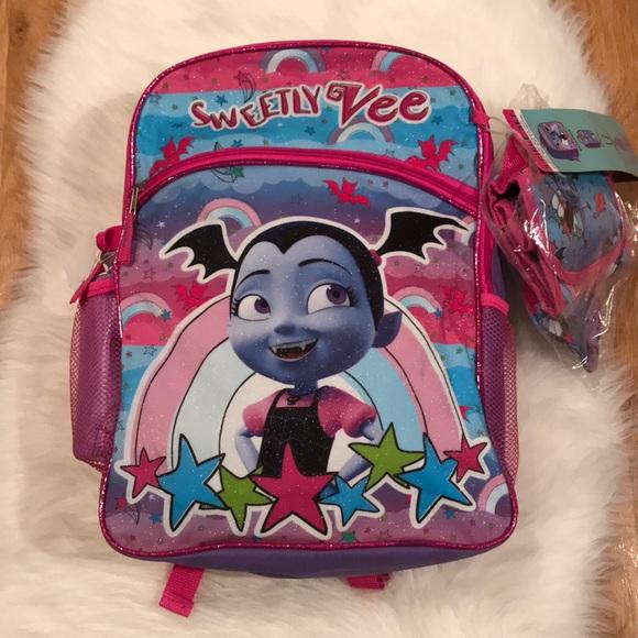 b5807ddca23 Disney Vampirina🦇 Backpack